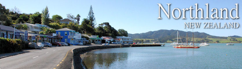 Northland New Zealand | There is plenty of accommodation to suit all requirements